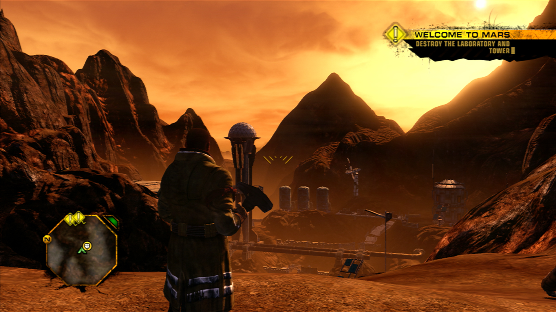 Red faction 2009